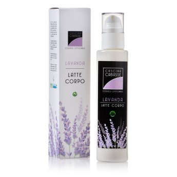 Lavanda Latte Corpo con estratto di achillea e olio di mandorle dolci - Cascina Cabasse