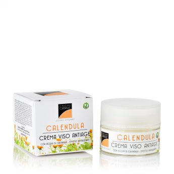 Crema Viso Antiage Calendula - Cascina Cabasse